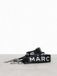 Marc Jacobs Mj Graphic Webbing Strap Tasker Sort mønstret