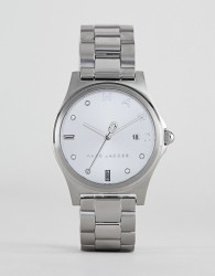 Marc Jacobs MJ3599 Henry Bracelet Watch in Silver 36mm - Silver