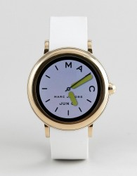 Marc Jacobs MJT2000 Riley Smart Watch with Touchscreen - White