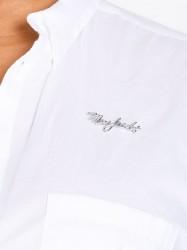 Marc Jacobs Signature Logo Brooch Øvrigt smykke Sølv