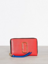 Marc Jacobs Small Standard Pung Poppy Red
