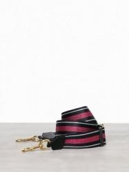 Marc Jacobs Stripe Webbing Strap Skuldertaske Pink