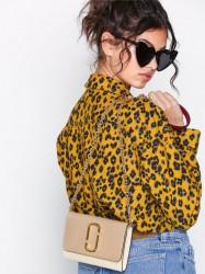 Marc Jacobs Wallet On Chain Skuldertaske Slate