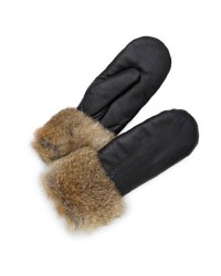 Markberg Tilda Mitten 1645 Lis (SORT, MEDIUM)
