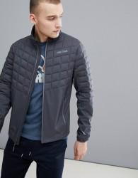 Marmot Featherless Hybrid Jacket in Grey - Grey
