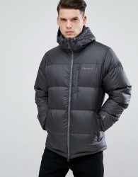 Marmot Guides Down Hooded Jacket in Grey - Grey