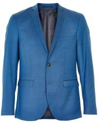 Matinique George F stretch suit (BLÅ, 52)