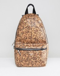 Matt & Nat Cork Backpack - Brown