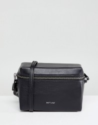 Matt & Nat Vixen Camera Crossbody Bag - Black