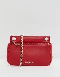 Max&Co Chain Shoulder Bag - Red
