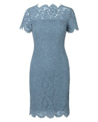 MbyM Amber dress (LYSEBLÅ, L)