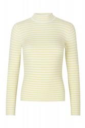 mbyM - Bluse - Magen Knit - Charlock Sugar Stripe