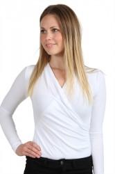mbyM - Bodystocking - Lione Luxe Basic - Optical White