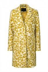 mbyM - Jakke - Sunlight Hit Outwear - Golden Palm