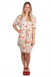 mbyM - Kjole - Courage Dress - Cornflower Print
