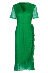 mbyM - Kjole - Harmony Junny Dress - Jolly Green