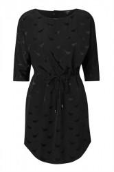 mbyM - Kjole - Heffie Birdy Dress - Black