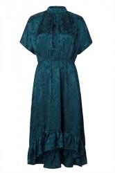 mbyM - Kjole - Mona Nemes Dress - Deep Lake