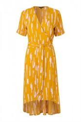 Kjole Rose Print Dress Billigst Oakley Mbym Web aCdqSwaO