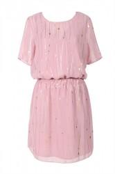 mbyM - Kjole - Oakley Dress - Web Rose Print