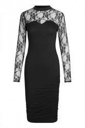 mbyM - Kjole - Oliwia Dress - Black