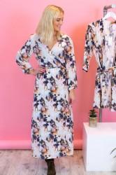 mbyM - Kjole - Reeda Dress - Vanna Print