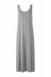 mbyM - Kjole - Tesla Dress - Light Grey Melange
