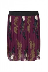 mbyM - Nederdel - Elga Skirt - Rosie print