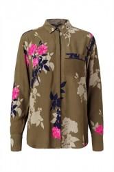 mbyM - Skjorte - Martina Shirt - Roselle Print