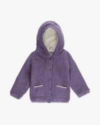 Me Too Knit Teddy cardigan