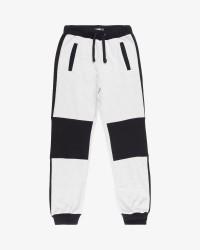 Me Too Sweat bukser sort hvid