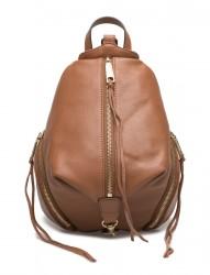 Medium Julian Backpack Pebbled Leather