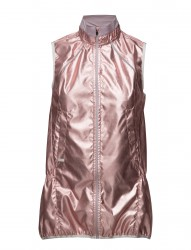 Metallic Run Vest