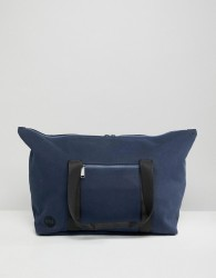 Mi-Pac canvas carryall bag in navy - Navy