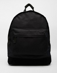 Mi-Pac Classic Backpack in All Black - Black