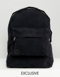 Mi-Pac exclusive backpack in cord - Black