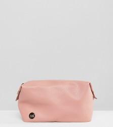 Mi-Pac Exclusive Dusty Pink Wash Bag - Pink