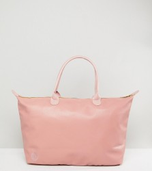 Mi-Pac Exclusive Tumbled Dusty Pink Gym Weekender - Pink