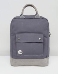 Mi-Pac Tote Backpack in Charcoal - Grey