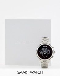Michael Kors Access MKT5044 Runway silver smartwatch - Silver