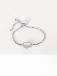 Michael Kors Jewelry MKJ539 Armbånd Sølv