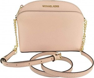Michael Kors Michael Kors Jet Set Travel Medium Dome Crossbody Bag