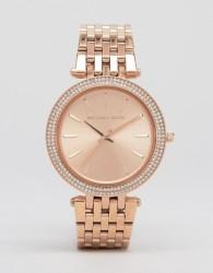 Michael Kors MK3192 Darci rose gold watch - Gold