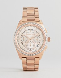 Michael Kors MK6422 Gold Stainless Steel Watch - Gold