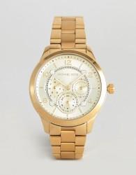 Michael Kors MK6588 Runway Bracelet Watch in gold 38mm - Gold