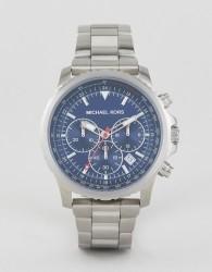 Michael Kors MK8641 Theroux Chronograph Bracelet Watch 42mm - Silver