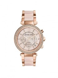 Michael Kors Watches Parker Ure Rosé
