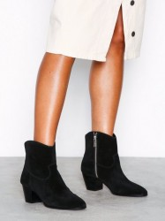 Michael Michael Kors Avery Ankle Boot Heel Sort