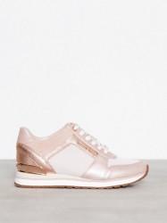 Michael Michael Kors Billie Trainer Low Top Soft Pink