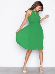 Michael Michael Kors Chain Midi Dress Loose fit dresses Green